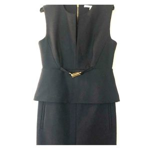 Diane von Furstenberg work dress